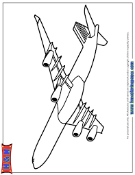 realistic airplane coloring u0026 coloring pages