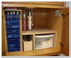 Under Cabinet Storage Ideas Pleasurable Ideas Under Sink Cabinets Bathroom Shaker Style Unit