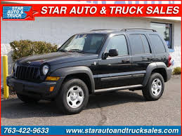 2006 black jeep liberty jeep liberty suv in minnesota for sale used cars on buysellsearch