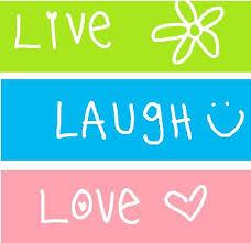 love live laugh i define me live laugh love