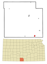 Topeka Zip Code Map by Kiowa Kansas Wikipedia