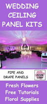 Ceiling Draping For Weddings Diy 420 Best Draping Images On Pinterest Reception Ideas Wedding