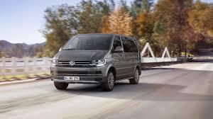 volkswagen multivan 2017 vw multivan panamericana ready for production