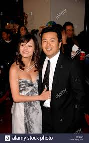 alice wong and justin lin during the premiere of the new movie