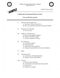 Nonprofit Board Meeting Agenda Template by Meeting Agenda Template Doc Professional Templates Part 2