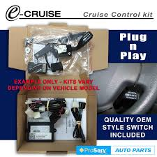cruise control kit mazda bt50 w airbag 2007 2011 with stalk