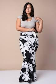 Flattering Plus Size Clothes Plus Size Maxi Dress Style Pinterest Maxi Dresses Clothes