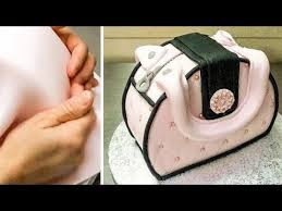 cake purse easy purse cake how to make by cakes stepbystep decorar con