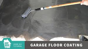 Rustoleum Garage Floor Coating Kit Instructions by Garage Floor Coating And Repair W Rust Oleum Rocksolid Youtube