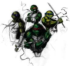 teenage mutant ninja turtles darkmodifier deviantart