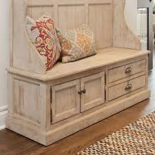 Boot Bench With Storage Bench Entry With Storage Regarding Your Own Home Solid Wood Hall