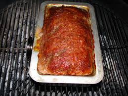 wood fired venison meatloaf