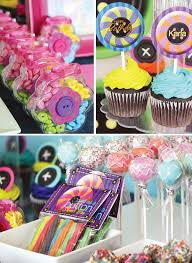 lalaloopsy party supplies lalaloopsy party fabulous diy button backdrop