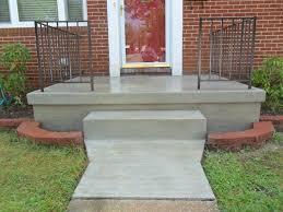 concrete front porch pictures u2013 decoto