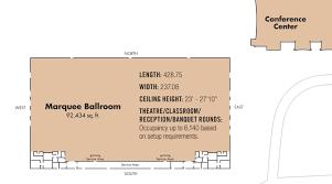 Floor Plan Symbols Pdf by Meeting Facilities Mgm Grand Las Vegas