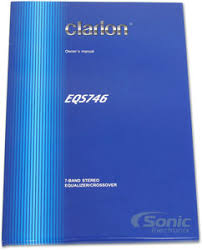 ls plus open box coupon code open box complete clarion eqs746 7 band graphic equalizer eqs