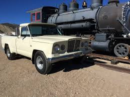 jeep concept truck gladiator 1969 jeep gladiator with cadillac engine gm authority
