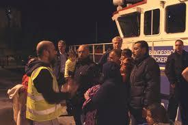 Bad Bramstedt News Bpold Bbs Bundespolizei Rettet Flüchtlinge Von Unbewohnter Insel