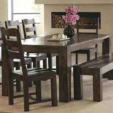 boraam bloomington dining table set 6 piece dining set villa park 6 piece dining set boraam 21035 6