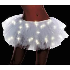Halloween Costume With Lights by Light Up White Tutu Buycostumes Com