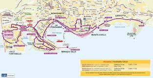 Map A Walking Route by Monaco Walks Places To Visit Site Officiel De Monaco