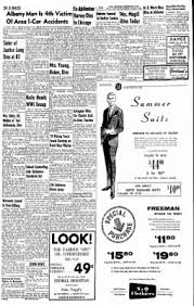 Abilene Reporter News From Abilene Texas On March 10 1955 by Abilene Reporter News From Abilene Texas On February 4 1961