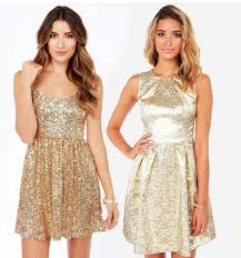 gold dresses for new years 15 amazing gold sequins new year s dresses page 6 of 12