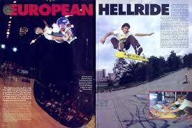 thanksgiving 1993 thrasher magazine december 1993
