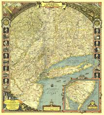 New York Maps 1939 Reaches Of New York City Map Historical Maps