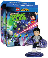 lego dc comics super heroes justice league cosmic clash dvd