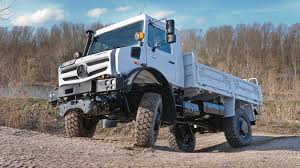 mercedes unimog truck mercedes unimog photo gallery autoblog