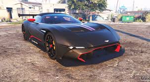 custom aston martin vulcan aston martin vulcan 2016 add on for gta 5