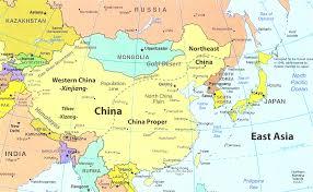 Macau China Map by Regional Map Of Asia Evenakliyat Biz