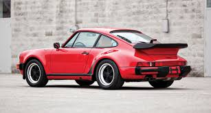porsche turbo are prices for the air cooled porsche 911 turbo finally shooting