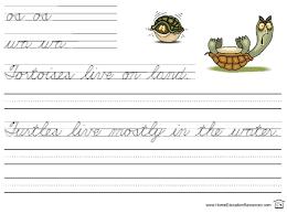 easy cursive 1 2 u2013 home education resources