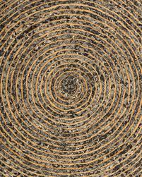 Round Jute Rug 7 Rosana Cotton Hemp Round Rug Natural Home Rugs Natural Home Rugs