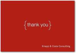 business thank you cards visions 6 week 9 thank you card research