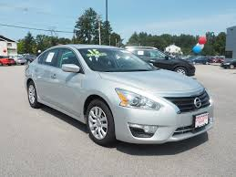 nissan altima 2015 gas tank used 2015 nissan altima for sale in nh p3664 concord nissan