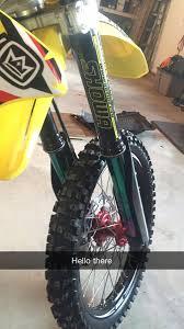 motocross bike shop lets see your suspension coatings tech help race shop
