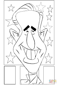 joe biden coloring page free printable coloring pages