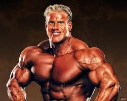bodybuilder best hair style