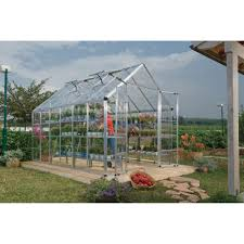 6ft X 8ft Greenhouse Palram Snap U0026 Grow Greenhouse U2014 8ft W X 12ft L 96 Sq Ft Model