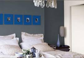 chambre gris et bleu 14 idées couleur déco pour associer du gris à un bleu
