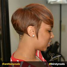 short hair with length at the nape of the neck 12 stunning haircuts for black women thirsty roots black hair