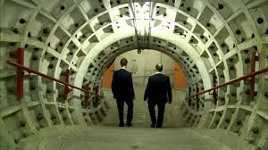 under london deep bomb shelters youtube