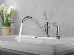 classic kitchen faucets faucet com 300 dst in chrome by delta