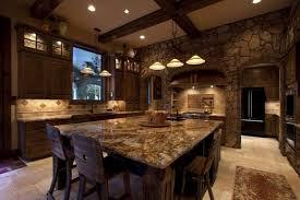 dark rustic kitchen best 25 rustic kitchen cabinets ideas only on