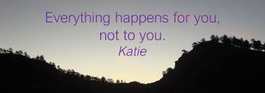 what is the work of byron katie the work with helena