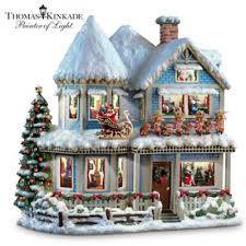 kinkade twas the before collectible story house