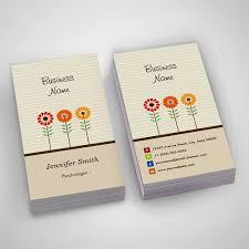 231 best psychology business card templates images on pinterest